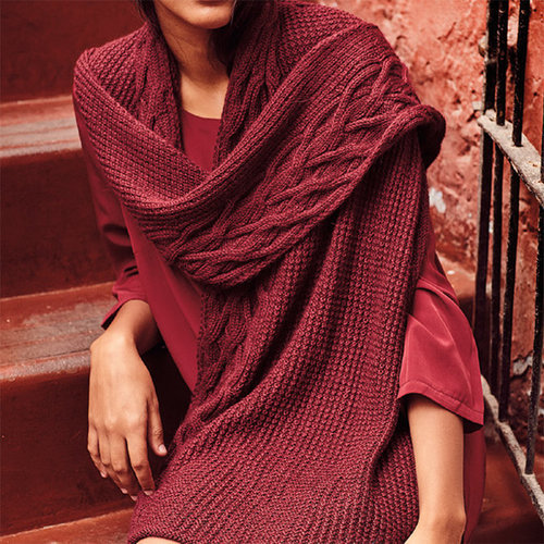 AMANO Carolina Shawl PDF -  ()