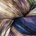 Artyarns Merino Cloud - Dark Purple, Forest, Copper (608)