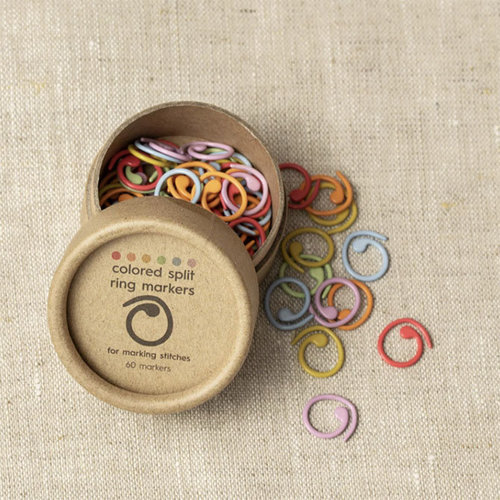 Cocoknits Colored Split Ring Markers -  ()