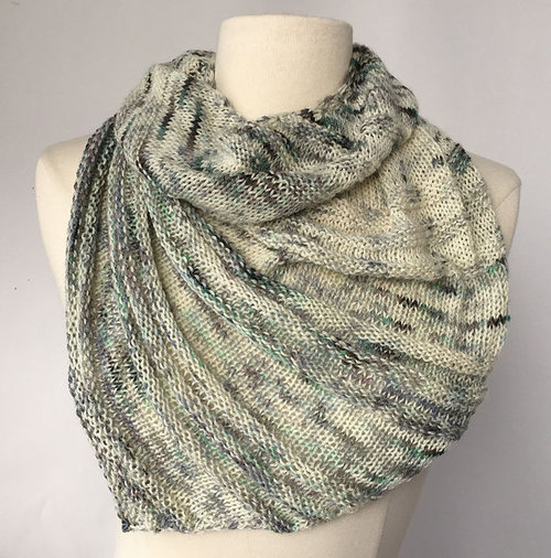 Iris Schreier's Reflections Shawl Knit Along -  ()