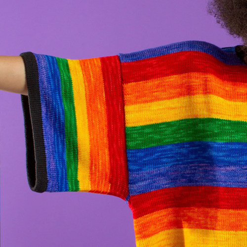 Julie Knits in Paris Starlite - Camp Color/Rainbow is My Favorite Color Collection PDF -  ()