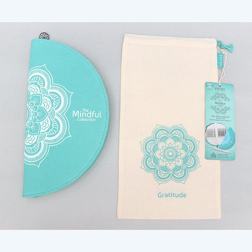 Knitter's Pride Mindful Collection Lace Interchangeable Needle Set - Gratitude -  ()