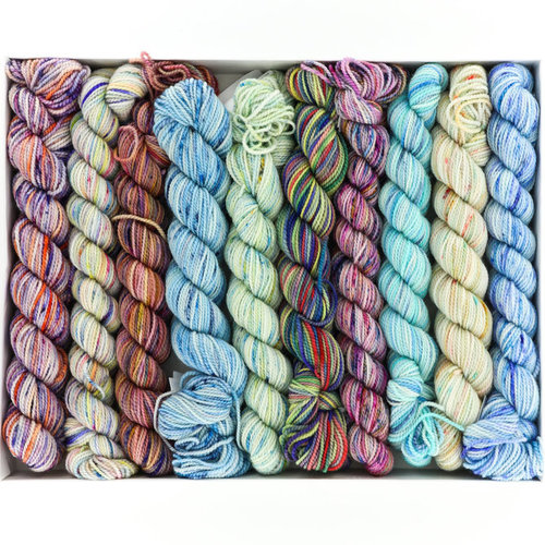 Koigu KPPPM Pencil Box Set - Beach (BEACH)