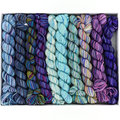 Koigu KPPPM Pencil Box Set - Blueberry Blue (BLUE)