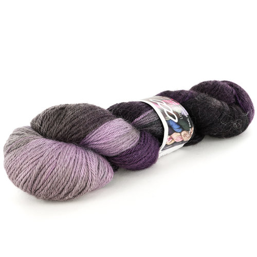 Lorna's Laces Honor - Black Purl (027)