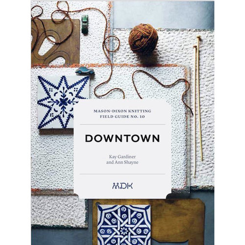 Modern Daily Knitting Field Guide - No.10 Downtown -  ()