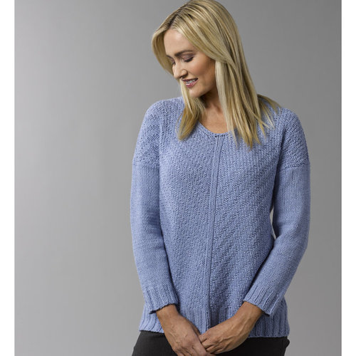 Stacy Charles Fine Yarns Audrey Pullover PDF -  ()