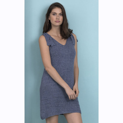 Stacy Charles Fine Yarns Dalia Tank Dress PDF -  ()