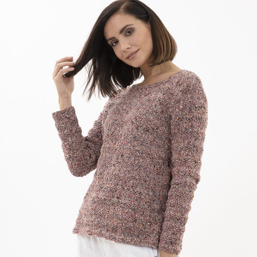Stacy Charles Fine Yarns Esther Pullover PDF -  ()