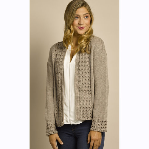 Stacy Charles Fine Yarns Parsons Cardigan PDF -  ()