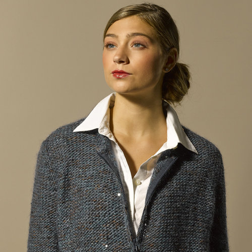 Stacy Charles Fine Yarns Vesey Jacket PDF -  ()
