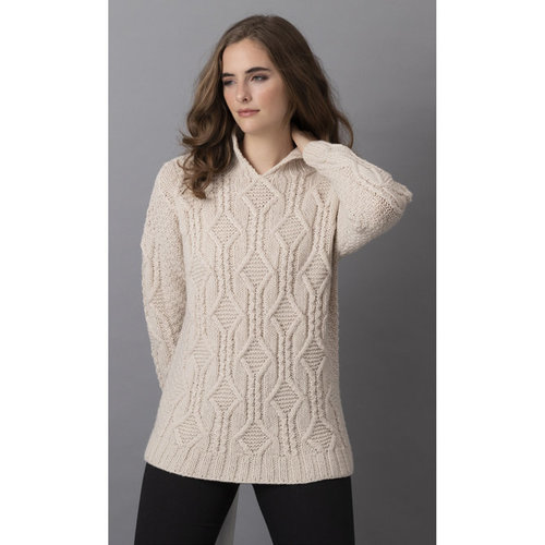 String Avery Cabled Pullover PDF -  ()