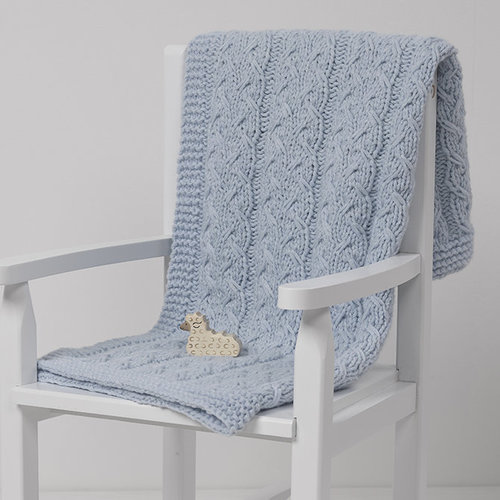 String Baby Sprout Blanket PDF -  ()