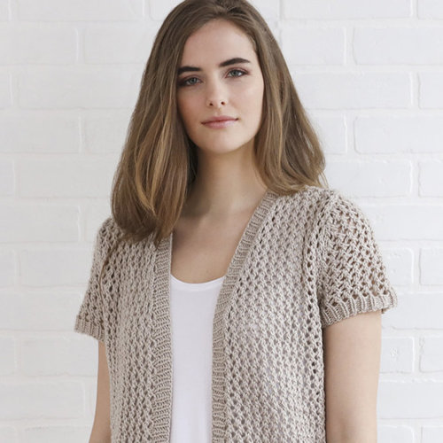 "String Broome Cardigan Kit - 36.75"" (01)"