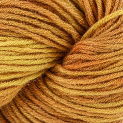 String Classica Hand Dyed by Wonderland Yarns - All Aglow (ALL)