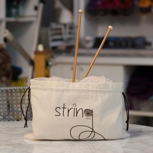 String Custom Project Bag -  ()