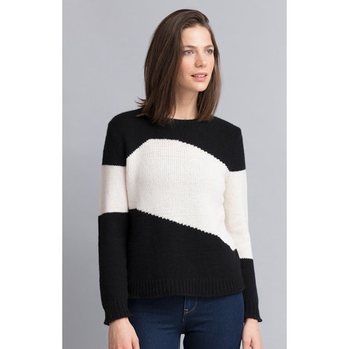 String Grace Colorblock Pullover PDF -  ()