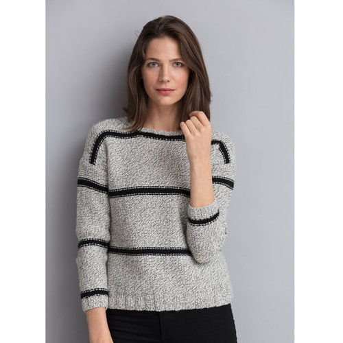 String Harlow Striped Pullover PDF -  ()