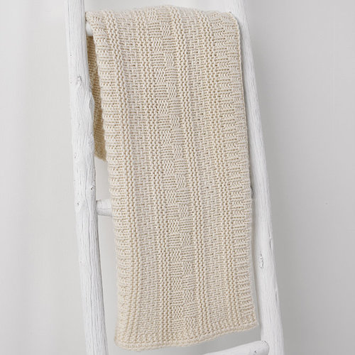 String Heirloom Baby Blanket PDF -  ()
