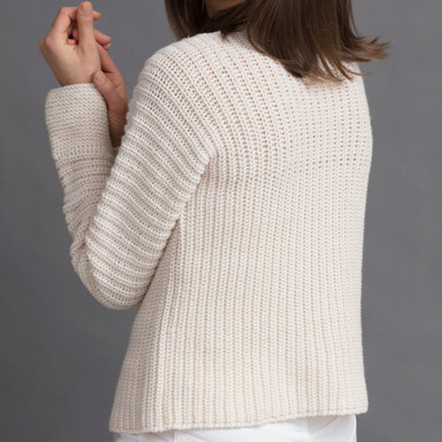 String Janet Ribbed Cardigan PDF -  ()