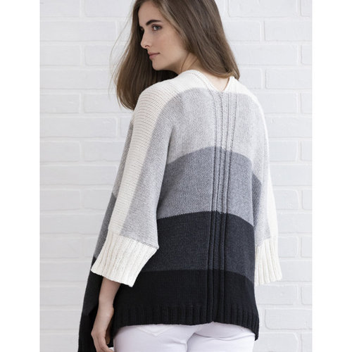 String Jayne Wide-Stripe Cardigan PDF -  ()