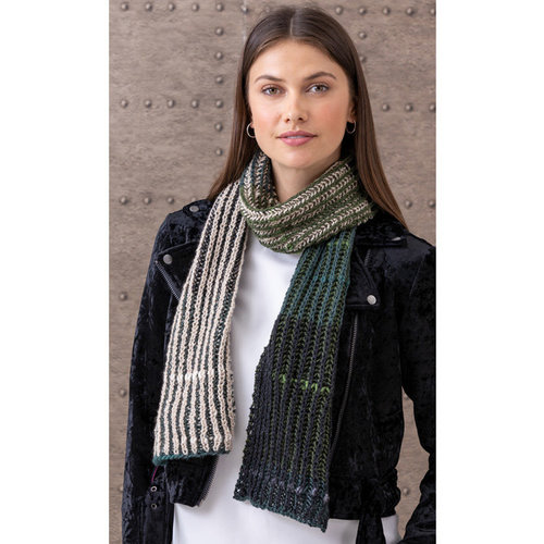 String Karen Scarf Kit - Model (01)