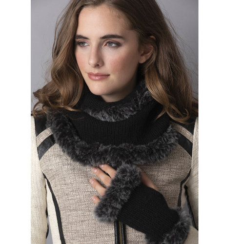 String Natalie Cowl & Wristers PDF -  ()