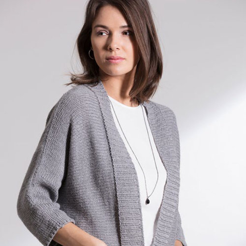 "String Savannah Cardigan Kit - 42"" (01)"