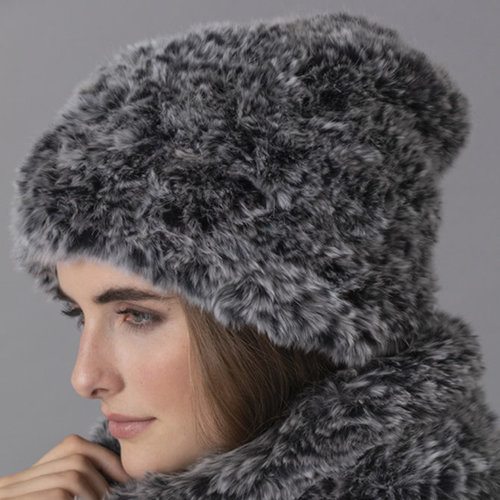 String Sophia Fur Hat PDF -  ()