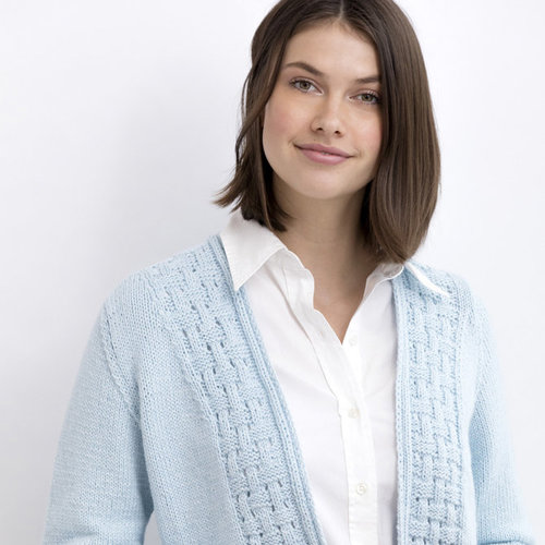 "String Sturtevent Cardigan Kit - 39-42"" (01)"