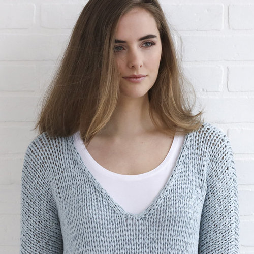 "String Uma Cropped Pullover Kit - 36"" (01)"