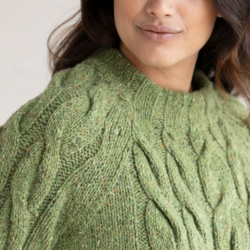 String Willow Pullover PDF -  ()