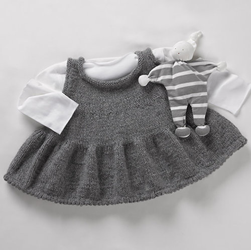 String Wild Rabbit Baby Tunic PDF -  ()